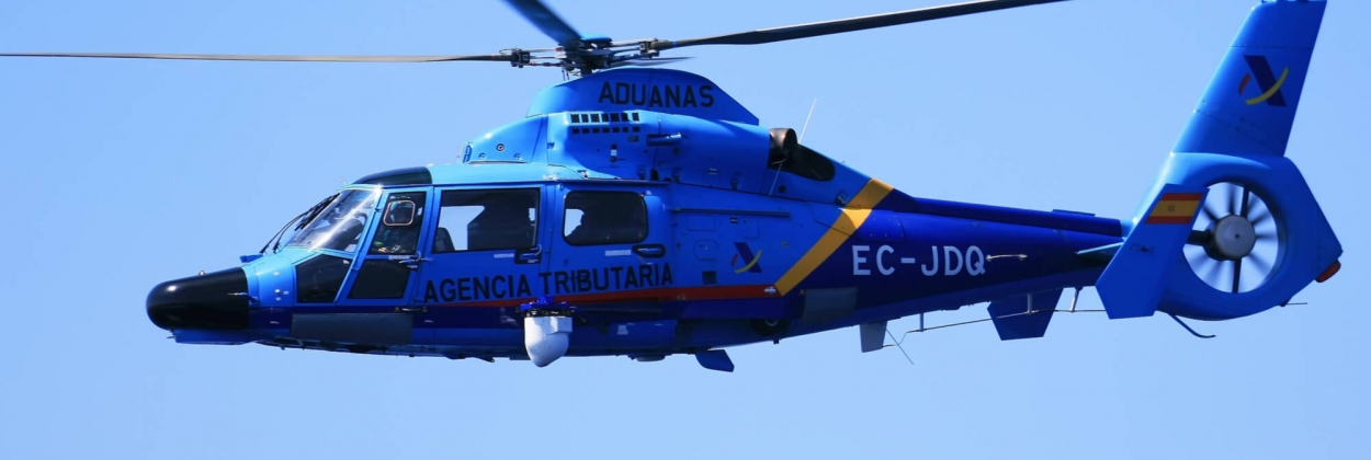 Spanish customs helicopter crashes in drug traffickers chase