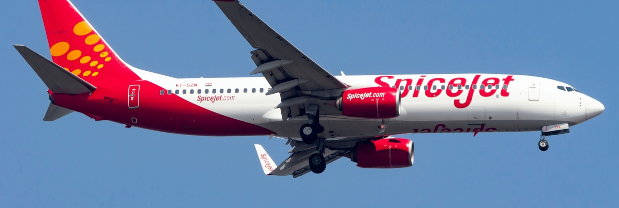 Second Covid wave hurts SpiceJet results