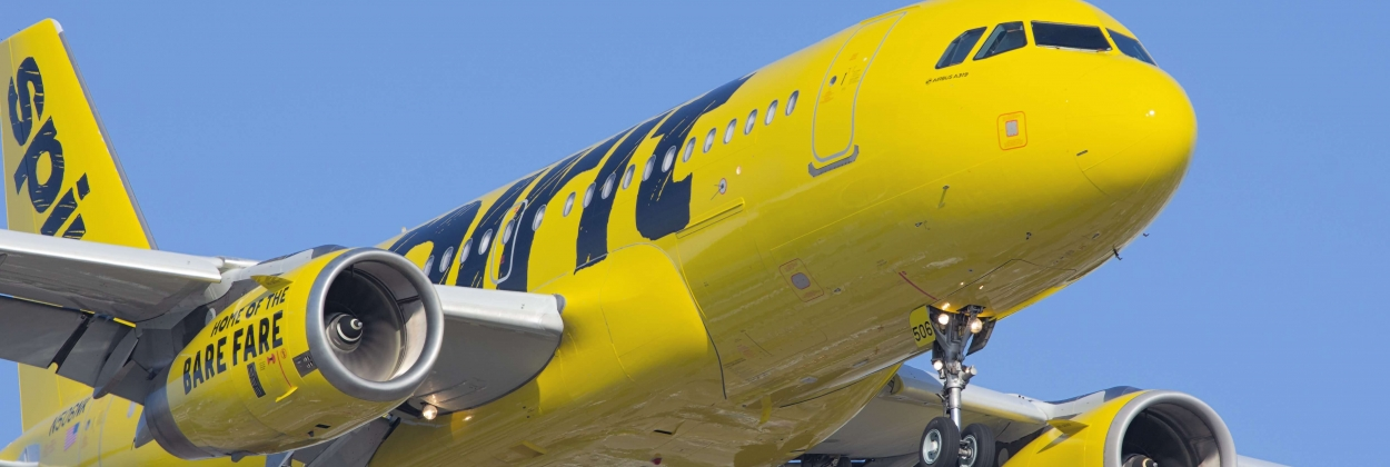 Spirit Airlines inks deal for lease of 20 Airbus A320neos