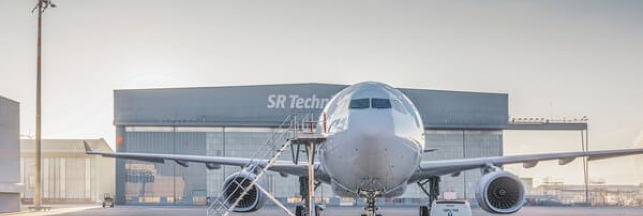 Storm Aviation acquires UK line station network from SR Technic