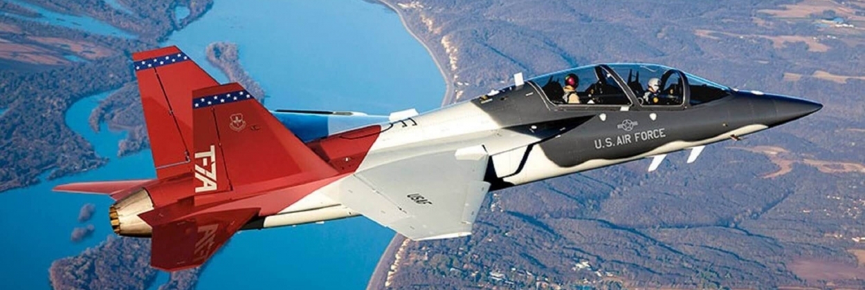 Defect delay Boeing T-7A trainer serial production by a year