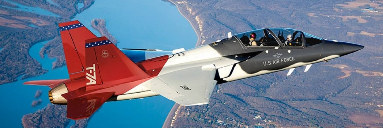 Boeing begins production of T-7A Red Hawk advanced trainer