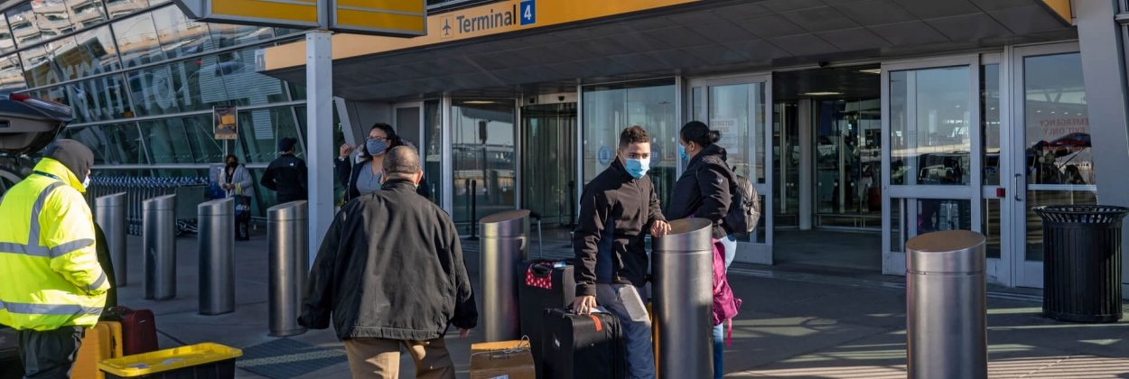 US to require negative COVID-19 test for international arrivals