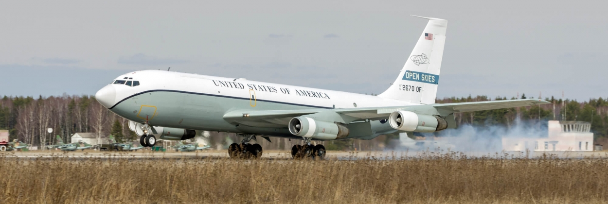 Unlikely to rejoin, US retires Open Skies Treaty aircraft