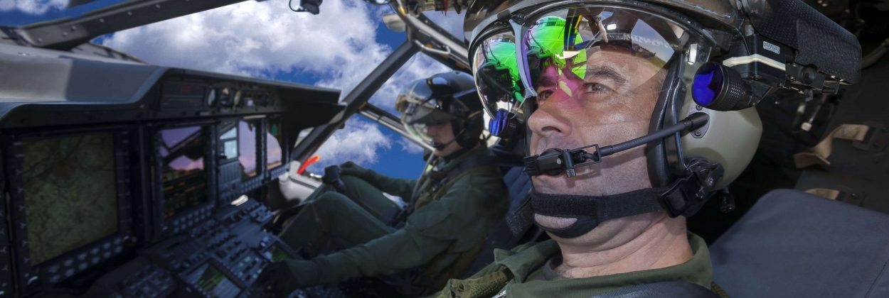 French special forces pilots to use augmented reality helmet
