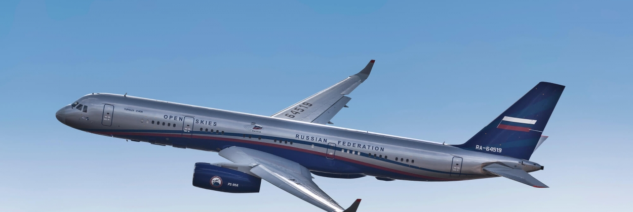 Putin formalizes Russia's withdrawal from Open Skies Treaty