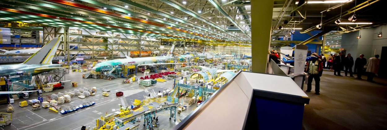 Stories about the Boeing Everett Factory: myths vs truth