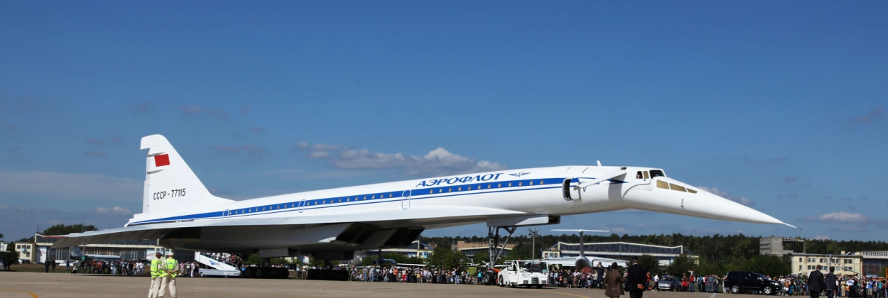 Quiz: can you identify these Soviet-built commercial aircraft?