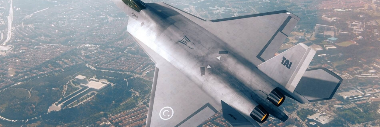 Russia offers crucial parts for future Turkish TF-X fighter jet