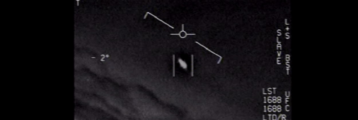 """Pentagon authenticates leaked """"UFO"""" footage from US Navy"""