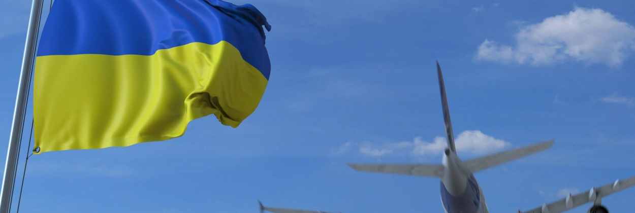 Ukraine to ban Russian and Syrian airlines that operate in Crimea