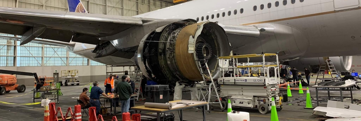 United 777 incident may be related to metal wear, NTSB says