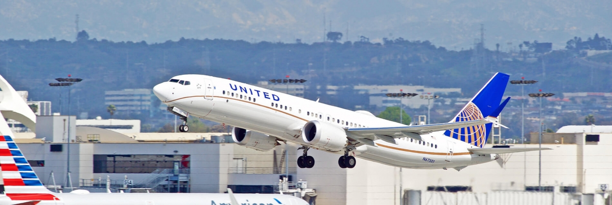 United Airlines relocate flight crews fearing election protests