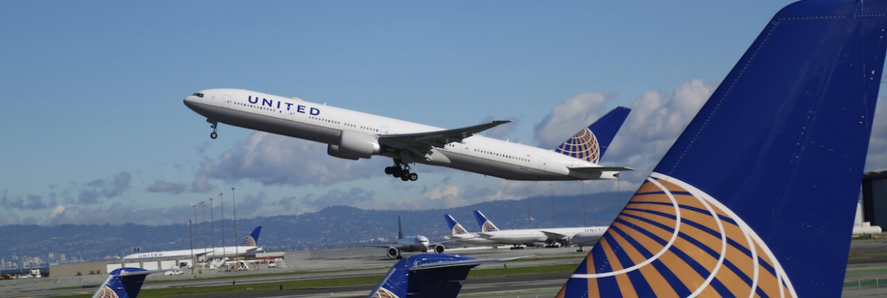 United Airlines SFO Airport