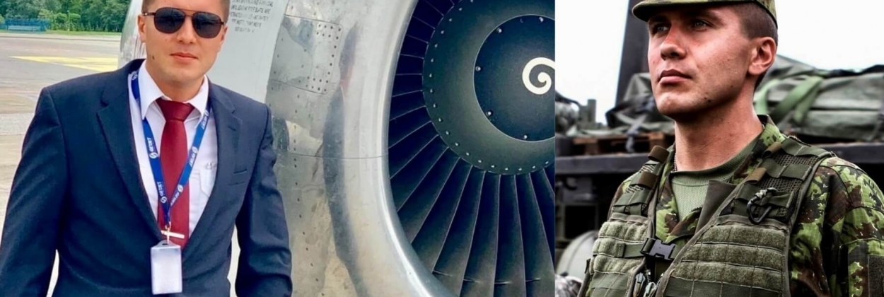 From Boeing 737 to tactical freighter: commercial pilot turns mil