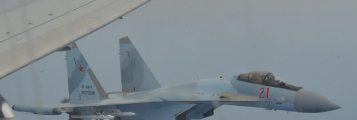 """US Navy protests against """"unsafe"""" Russian jet interception… again"""