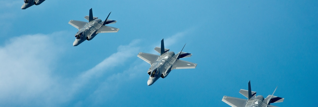 Biden administration doubles down on Trump's F-35 plans