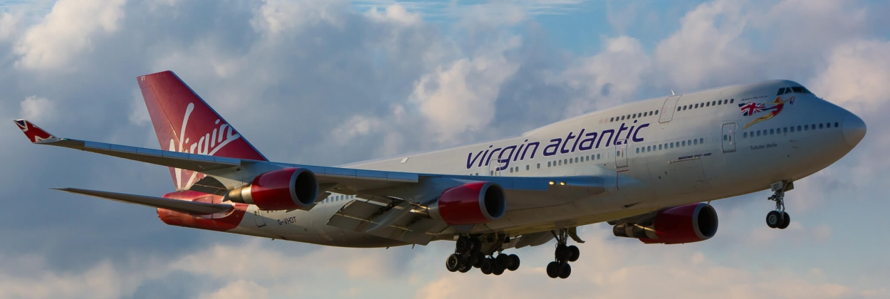 Virgin Atlantic to cease operations from Gatwick historical base