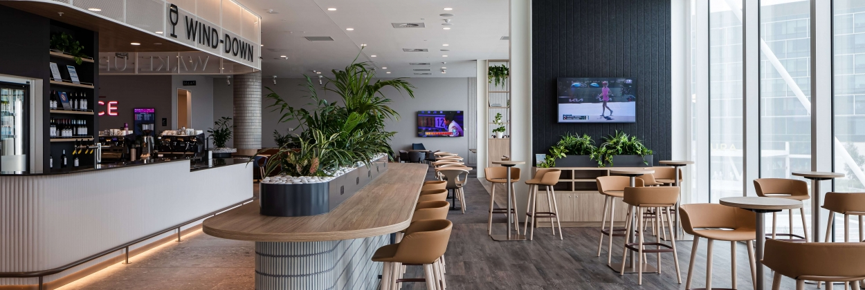 Virgin Australia tempts travelers with ultra-luxurious lounge