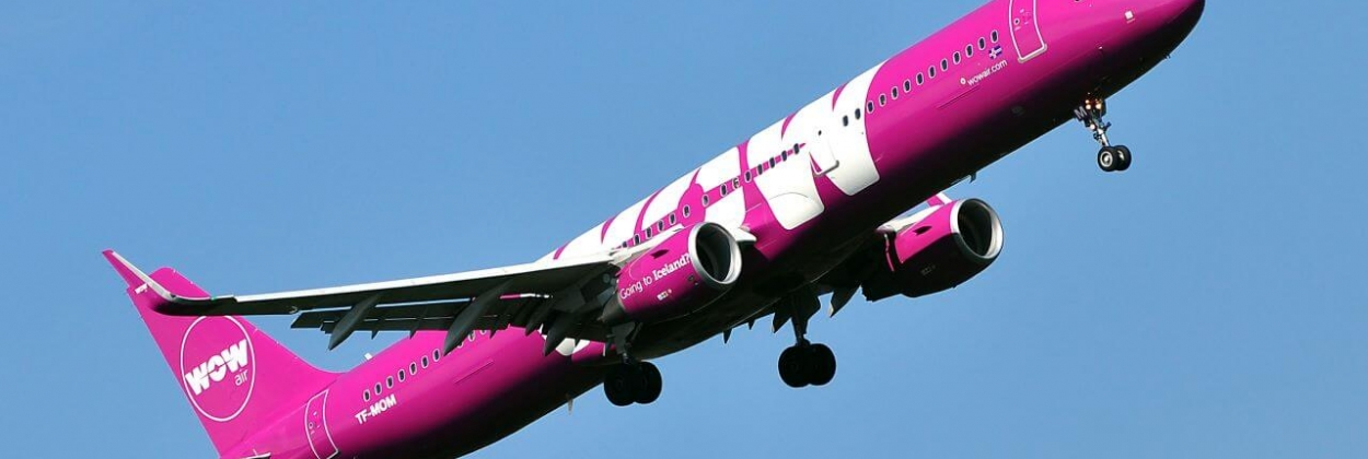 Iceland's WOW air to take off again, this time, from the US