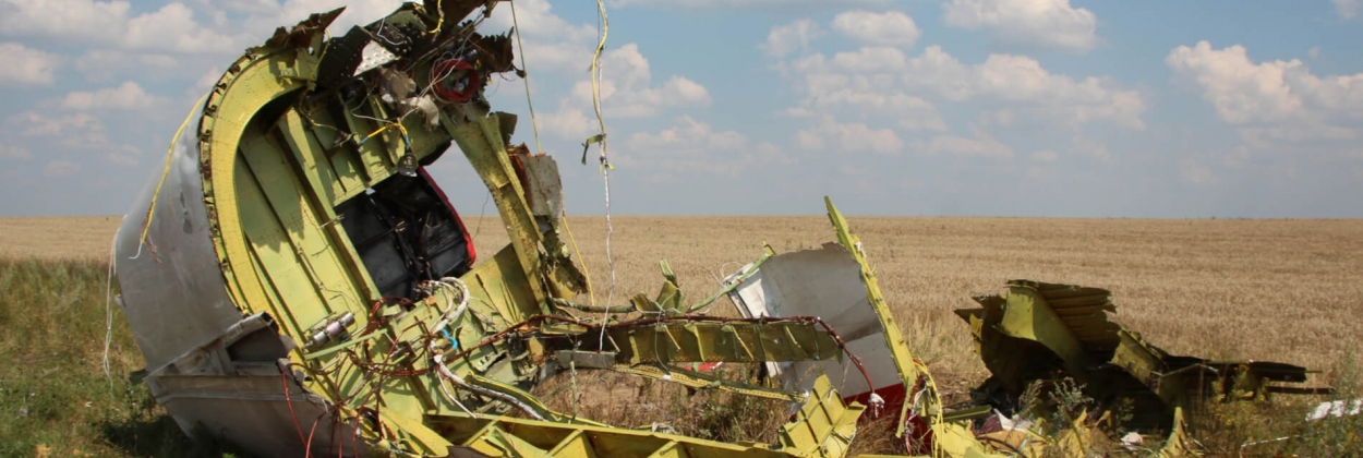 MH17 trial: Russian suspect denies any involvement