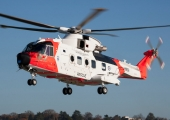 Leonardo starts delivery of 16 AW101 helicopters to Norway