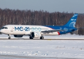 MC-21 aircraft continues flight testing with help of EASA