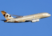 Etihad's new airline will fly in April 2017