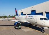 Delta en route to take the first A220 delivery in U.S.