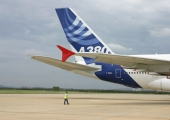 Scrapping of first A380s has begun