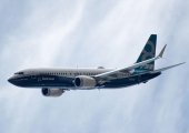Last test flight before Boeing 737 MAX new certification [Video]