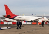 Mitsubishi lands preliminary order for 100 SpaceJet M100s