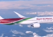 First 787-9 Dreamliner for Royal Air Maroc