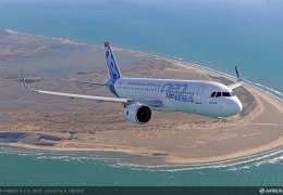 Airbus signs 80 A320neos order with mystery customer