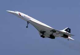 History hour: The final flight of British Airways Concorde