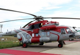 Russian Helicopters tests upgraded Mi-171E helicopter