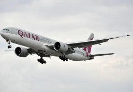 Qatar Airways backed by US airlines before country's government