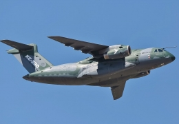 Portugal, first export customer for Embraer KC-390 airlifter