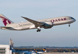 Qatar Airways orders GEnx engines for 30 Dreamliners