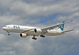 Pakistan looks to privatize national airline