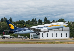 Boeing, Jet Airways confirm additional 75 737 MAX 8s order