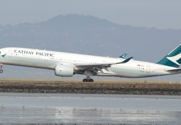 Cathay Pacific to receive a $3.5 billion government bailout