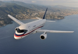 Sukhoi sued for $7.7 million by leasing company