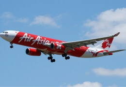 Air Asia X Berhad, pax up by 23% in Q3 2017