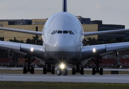 Lufthansa to close A380 base in Frankfurt