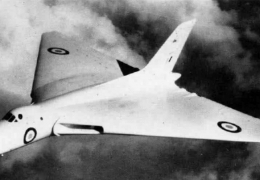 History hour: Tragic last flight of the first Avro Vulcan