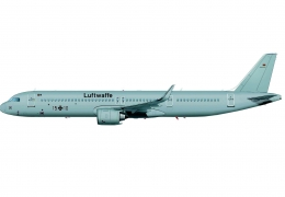 Lufthansa Technik orders two Airbus A321LR for German Air Force
