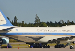Air Force One: how Boeing 747 became the VC-25A