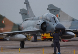 Pakistan closes airspace amid tension with India