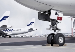 Aviator to become Finnair's largest handling provider for HEL